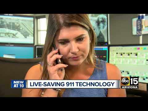 New app helping first responders reach 911 callers faster