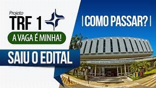 Cursos Online preparatórios para o concursos TRF 1º região: https:/...