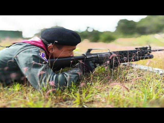 ????????? M16A1 5.56mm. ????25???? ????????????????? ?????????????? [DIY HAANG] EP.2