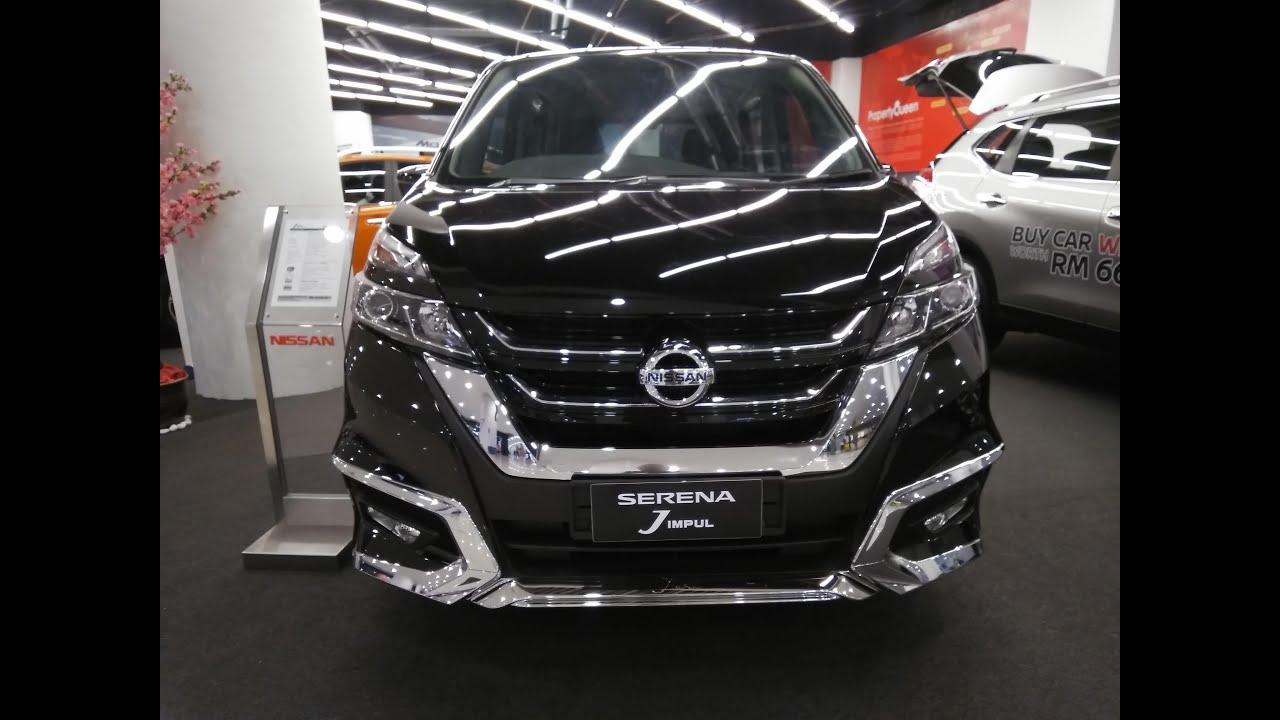2019 Nissan Serena 2 0 J Impul Premium Highway Star Photo Slideshow Youtube