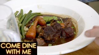 Conversations Turn To Cows Farting | Come Dine With Me