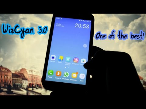 Super WizCyan 3.0 | S6/S7 Style | One Of The Best TouchWiz ROM