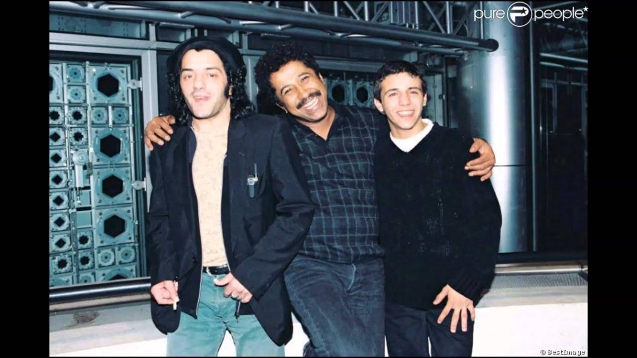 Khaled, Faudel et Rachid Taha interprètent «Abdelkader» (1998)