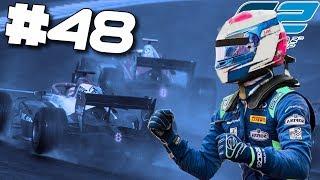 ПЕРВАЯ ГОНКА НОВОГО ПИЛОТА! ИНТЕРЕСНЫЕ ПОГОДНЫЕ УСЛОВИЯ В ГОНКЕ!  #48 - Motorsport Manager