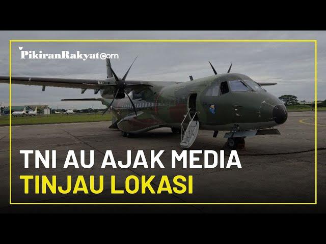 Gunakan Dua Helikopter dan Satu Pesawat, TNI AU Ajak Media Tinjau Lokasi Jatuhnya Sriwijaya Air