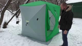 видео Палатки рыболовные зимние Helios (Навигатор охотника и рыболова №12, 2014) - Якоря, вёсла, капканы, ледобуры, рыболовные товары, охотничьи товары - ТОНАР плюс