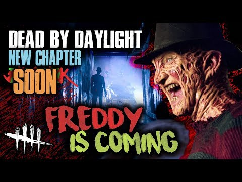 New Chapter - FREDDY IS COMING!* soon  - Dead by Daylight with HybridPanda