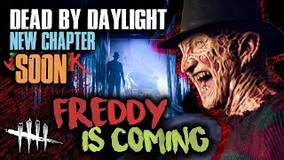 New Chapter - FREDDY IS COMING! - Dead by Daylight with HybridPanda
