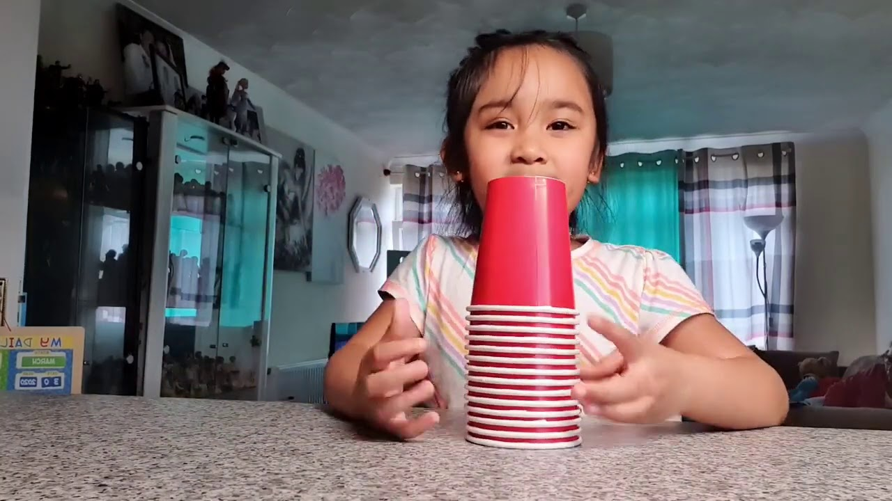 Stacking Cups - Ways for every age to play! | Summer fun