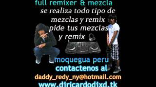 Mala Conducta  Remix Alexis Y Fido Ft Franco prod by Dj Ricardo