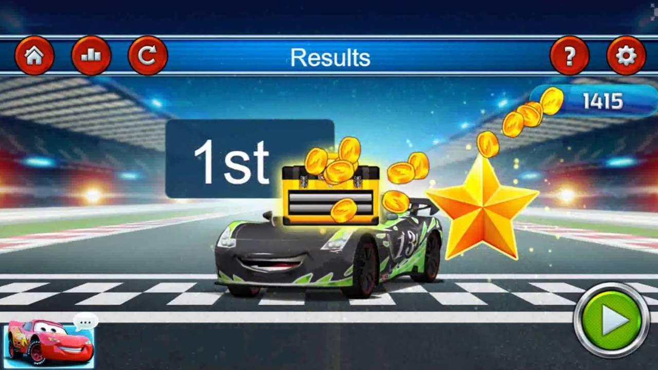 Games Online Cars Lightning Mcqueen
