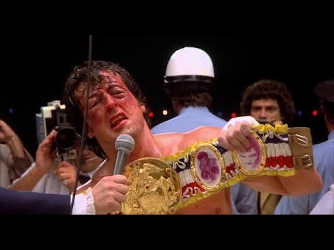 Trailer do filme Rocky II - A Revanche