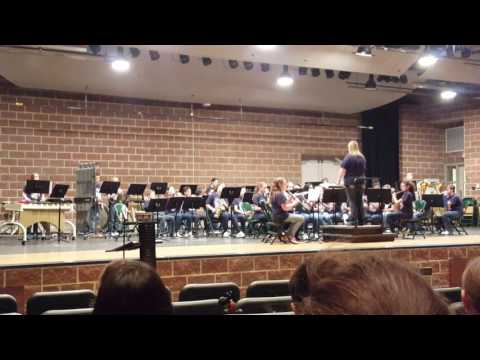 Music in the Parks 2017 - 7th Grade Band (pt1) - Branchburg Central Middle School (BCMS)