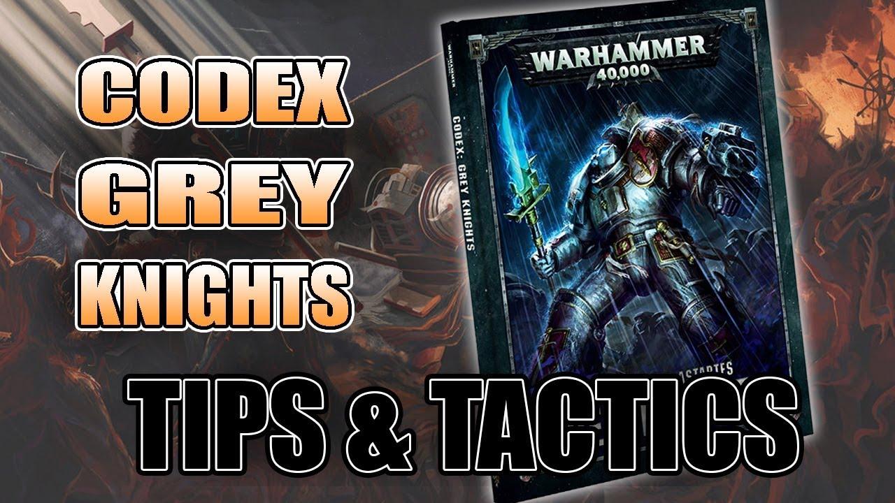 Grey Knight Codex Pdf