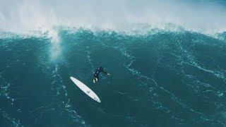 Wipeout Reel: Big Wave Carnage at Nazaré