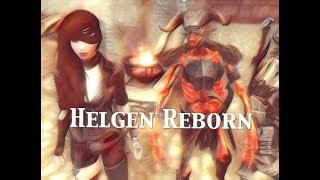 Let's Play Helgen Reborn! (Skyrim Mod) Ep 1