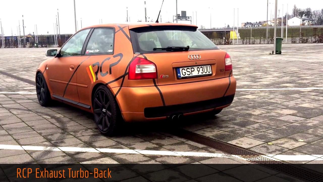 Kelebihan Kekurangan Audi S3 1.8 T Review