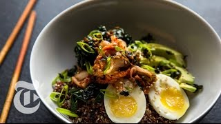 Making Quinoa And Rice Bowls | Melissa Clark Recipes | The New York Times