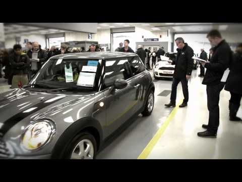 Manheim 1000 Car Auction