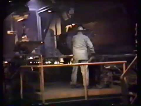 St Thomas Ontario 1988  Canron Iron Foundries'