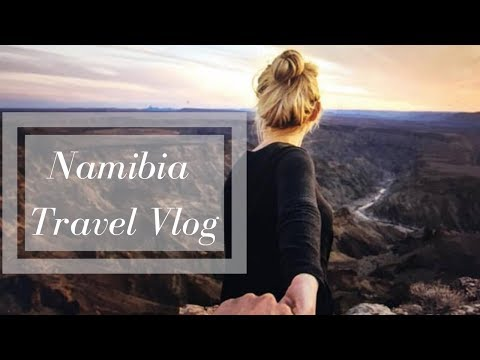 TRAVEL DIARY: NAMIBIA