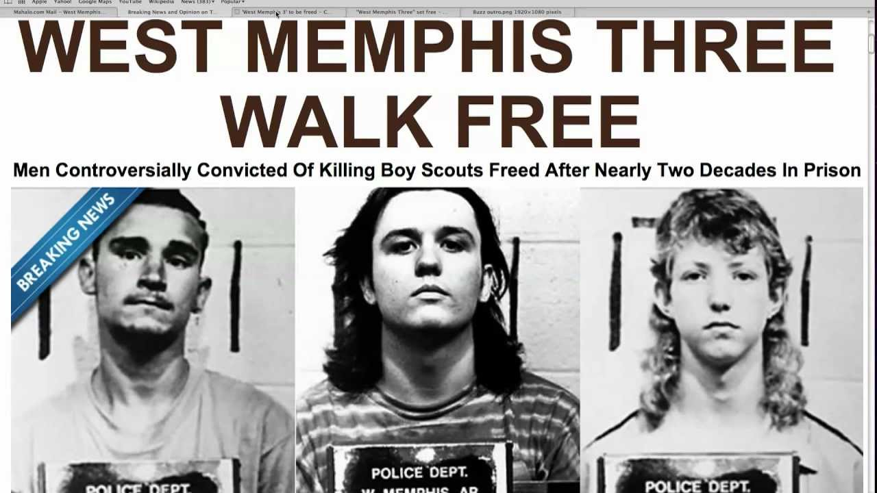 west memphis 3 essay Free essay: the justice system present in the united states is one of fairness, equality, and human rights in a court of law, all men are created equal and.