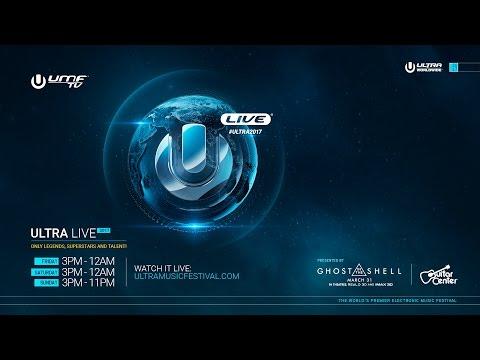 Ultra Live presents Ultra Music Festival Miami 2017