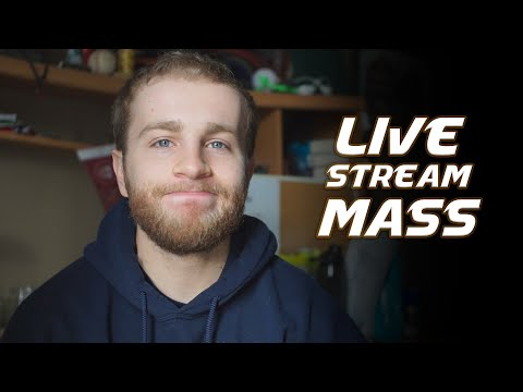 I Don't Like Watching Livestream Mass