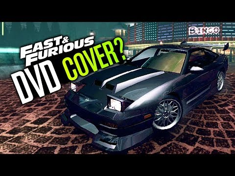 Need for Speed Underground 2 - Fast & Furious DVD COVER! (Let's Play Part 5)