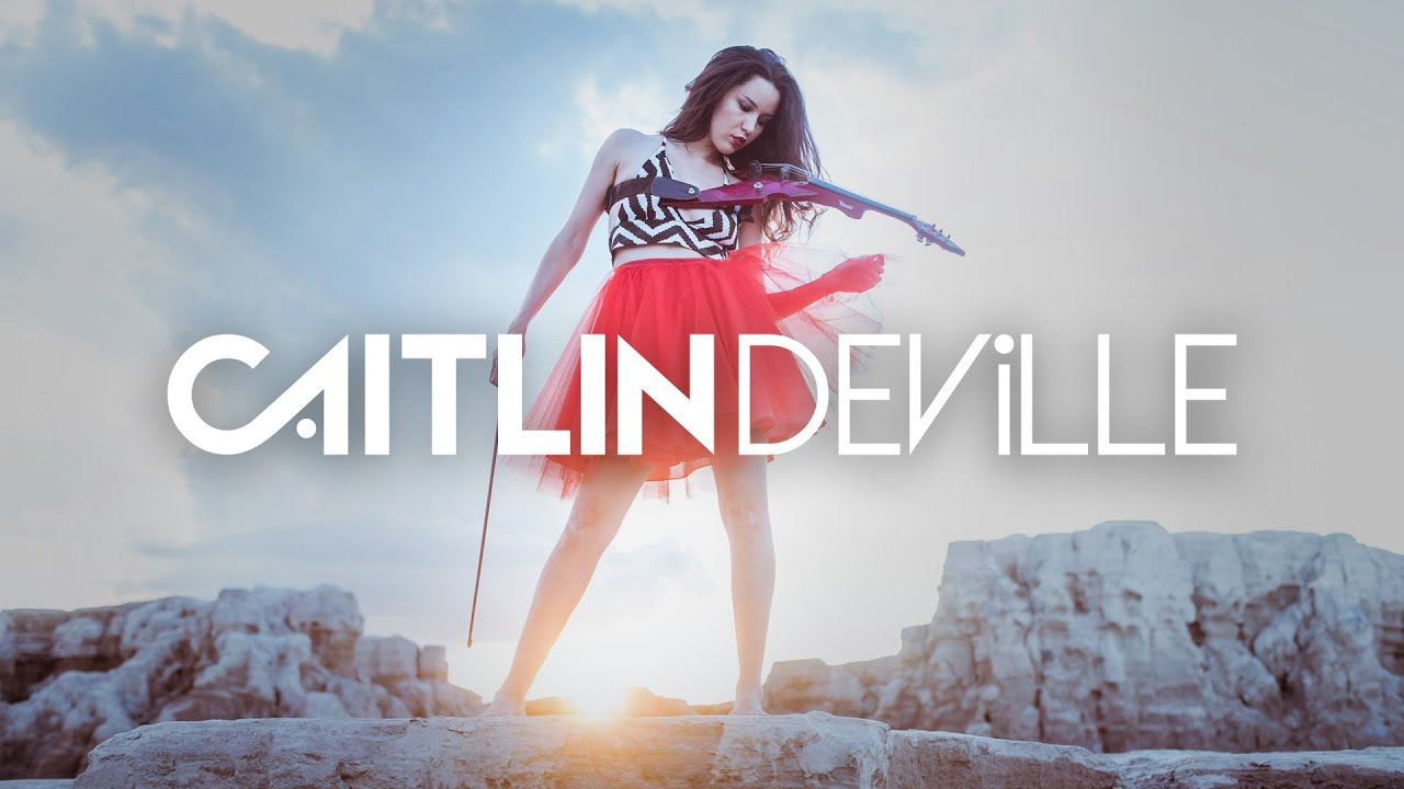 Something Just Like This (The Chainsmokers & Coldplay) - Electric Violin Cover | Caitlin De Vill