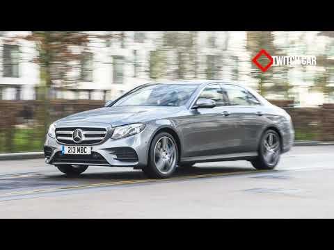 2019 Mercedes Benz E Class E300de UK review