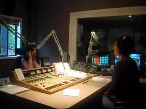 Miss Napa County 08 Radio Interview Pt 1