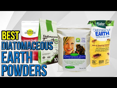 6 Best Diatomaceous Earth Powders 2017