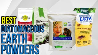 Best Diatomaceous Earth Powders
