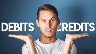 ACCOUNTING BASICS: Debits and Credits Explained