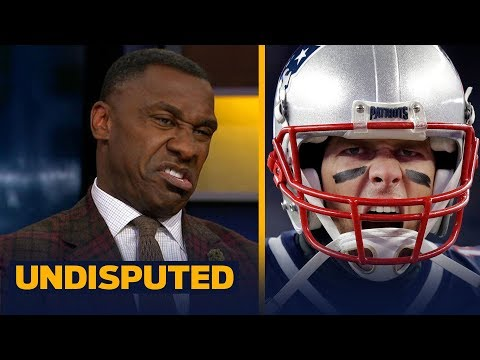 Shannon Sharpe declares Tom Brady's injured hand is a 'big, fat nothing burger' | UNDISPUTED