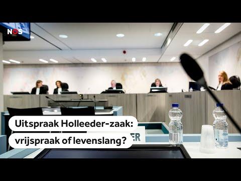 LIVE: Uitspraak Holleeder-zaak: vrijspraak of levenslang?