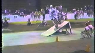 BMX Action Trick Team 1982 - Yankee Classic