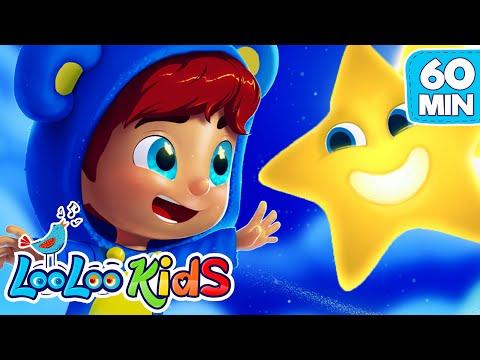 Twinkle, Twinkle, Little Star - Great Songs for Children   LooLoo Kids