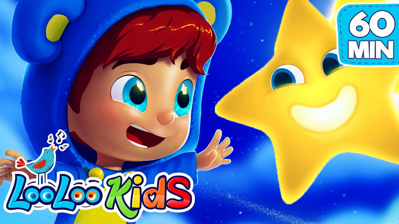 Download Twinkle, Twinkle, Little Star - Great Songs for Children | LooLoo Kids