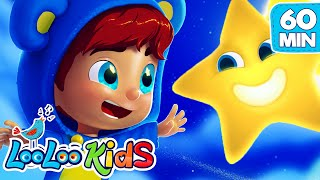 Download lagu Twinkle, Twinkle, Little Star - Great Songs for Children | LooLoo Kids