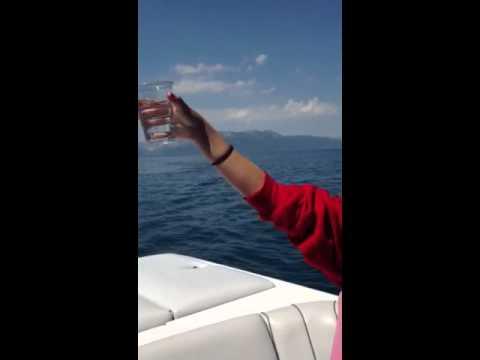 Lake Tahoe drinking water