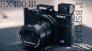 видео Обзор фотоаппарата Sony RX100III