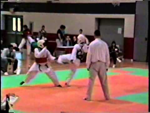 1996 Ontario Provincial Taekwondo Championships