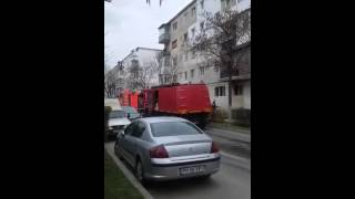 www.observatorulph.ro - incendiu apartament str. Cosminele, Ploiesti