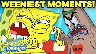 SpongeBob's WEENIEST Moments
