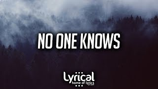 Sik World - No One Knows (feat. Axyl) (Lyrics)