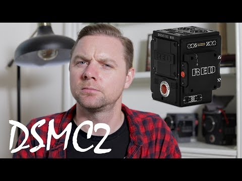 RED DSMC2 Announcement EXPLAINED! One Unified Camera Brain!