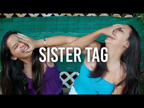 SISTER TAG - Candace Kay