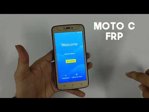 moto c plus bypass google account without pc